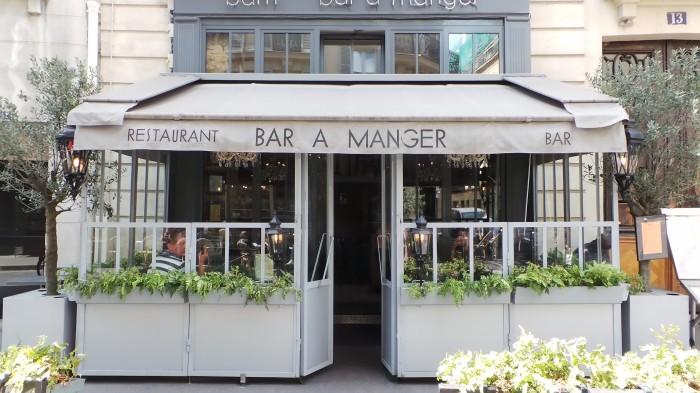 BAM, Bar à Manger, Châtelet, Bistrot, les Foodeuses