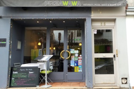 les foodeuses, pizza wawa, chatelet, pizzeria